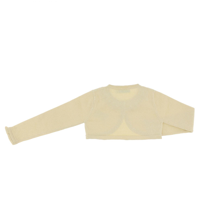 Sweater Abel & Lula: Jacket kids Abel & Lula gold 2