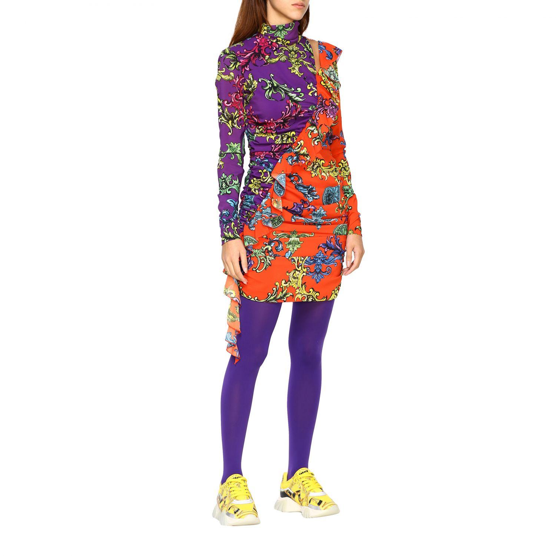 Robes Versus: Robes femme Versus multicolore 1