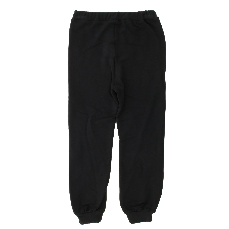 Pants kids Miss Blumarine black 2