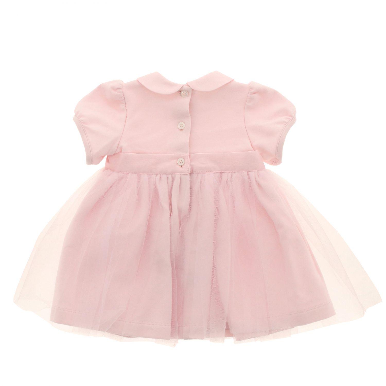 Dress kids Miss Blumarine pink 2