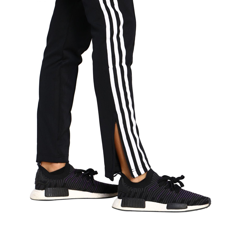 裤子 Adidas Originals: 裤子 女士 Adidas Originals 黑色 5