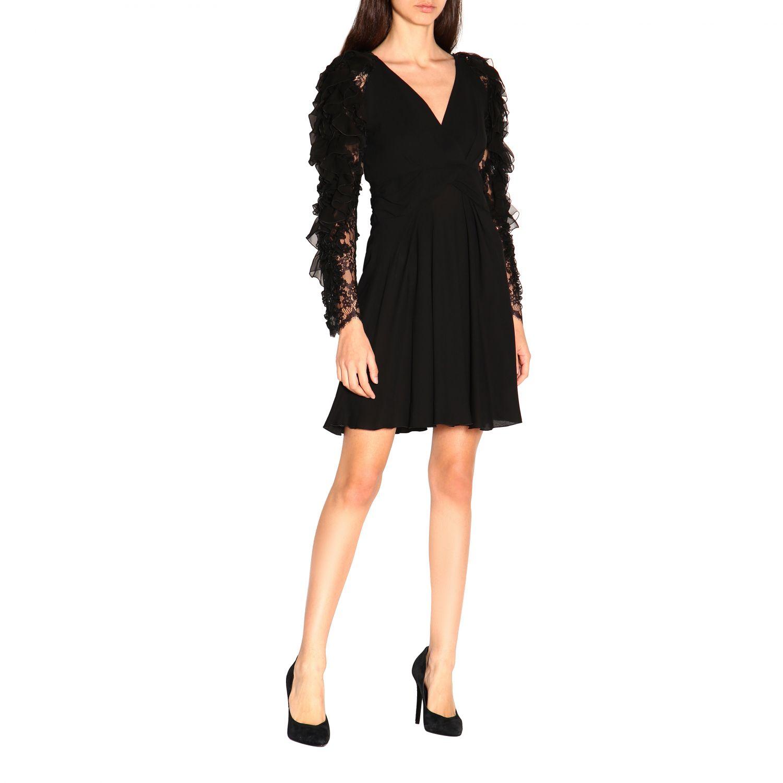 Dress Alberta Ferretti: Dress women Alberta Ferretti black 1