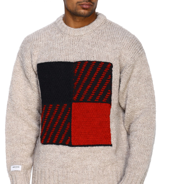 Свитер Мужское Woolrich синий 5