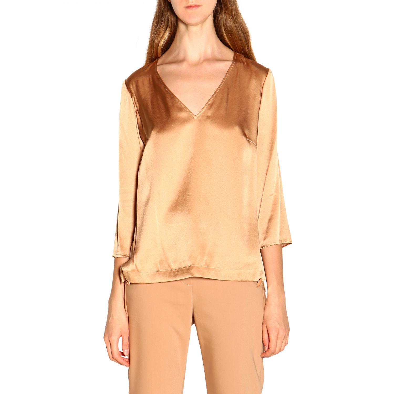 Camisa Liu Jo: Camisa mujer Liu Jo biscocho 1