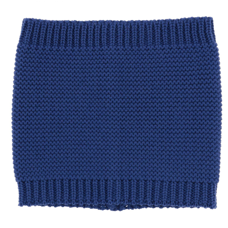 écharpe garçon enfant Catya bleu 1