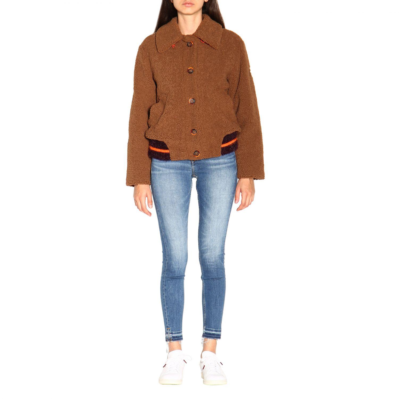 外套 Oof Wear: 外套 女士 Oof Wear 棕色 1