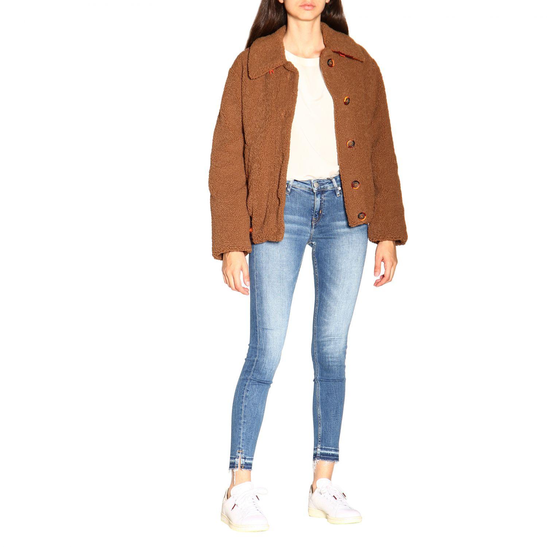 外套 女士 Oof Wear 棕色 2