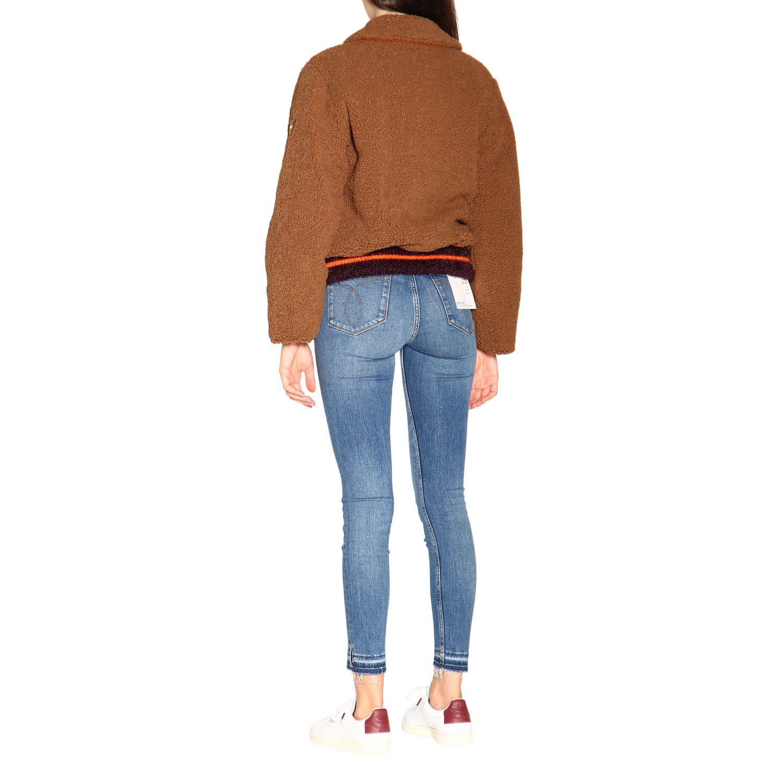 Veste Oof Wear: Veste femme Oof Wear marron 3