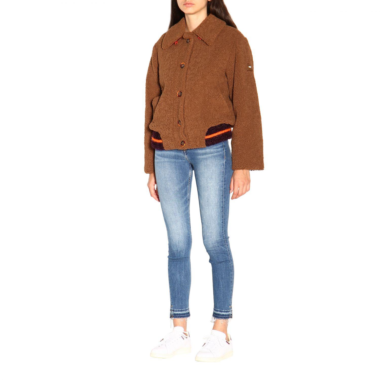 外套 女士 Oof Wear 棕色 4