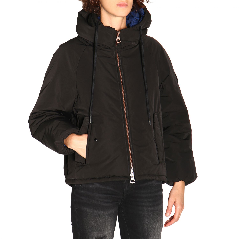Jacket Oof Wear: Jacket women Oof Wear black 5