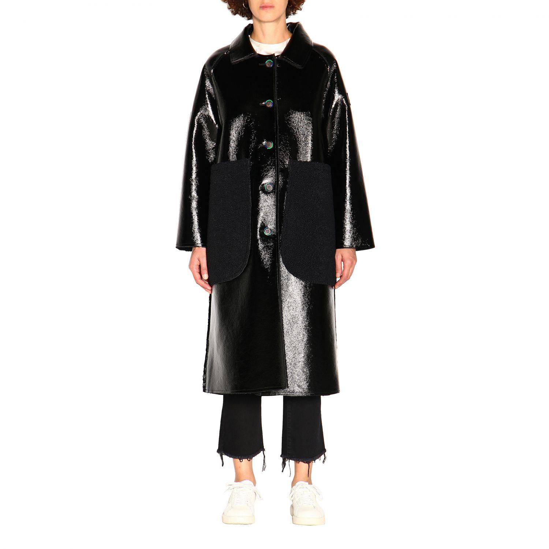 Manteau femme Oof Wear noir 1