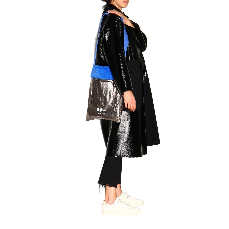 Manteau femme Oof Wear noir 2