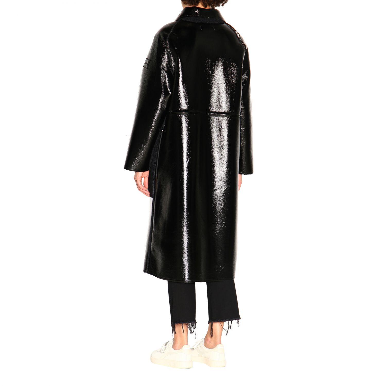 Manteau femme Oof Wear noir 3