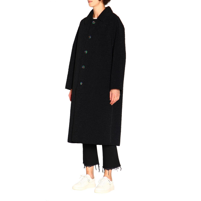 Manteau femme Oof Wear noir 4