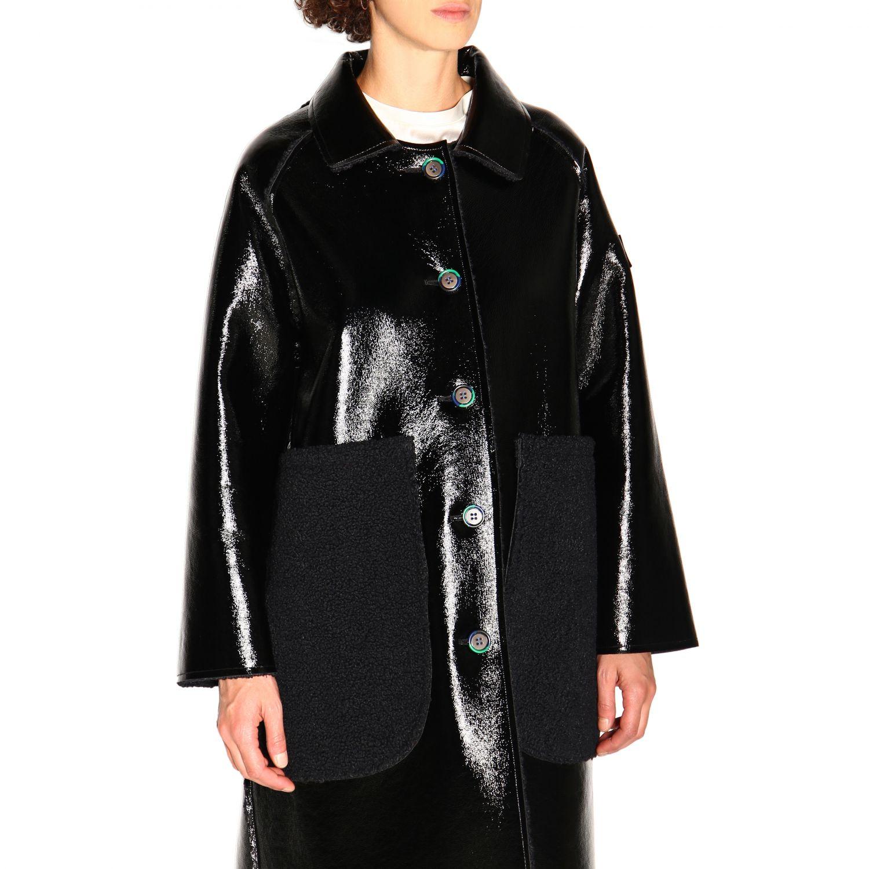 Manteau femme Oof Wear noir 5