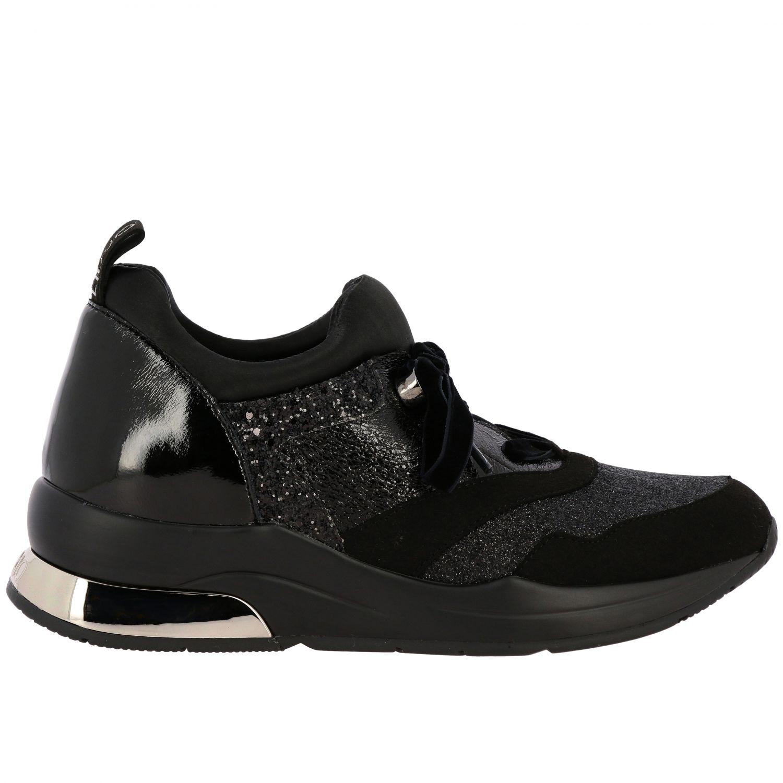 compensar Nota el último  Zapatillas mujer Liu Jo   Zapatillas Liu Jo Mujer Negro   Zapatillas Liu Jo  B69033TX059 Giglio ES