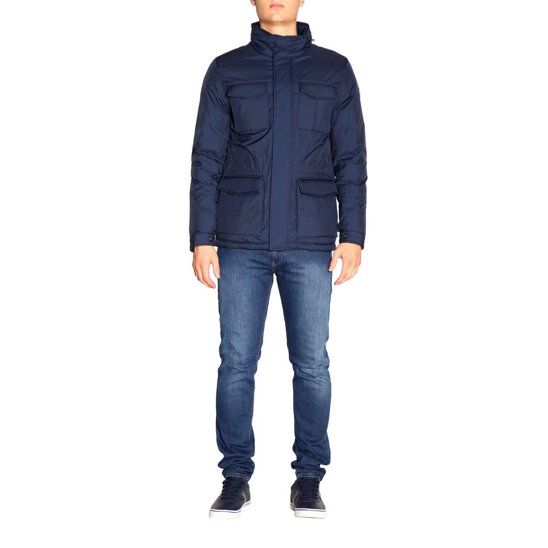 Jacket men Colmar blue 1