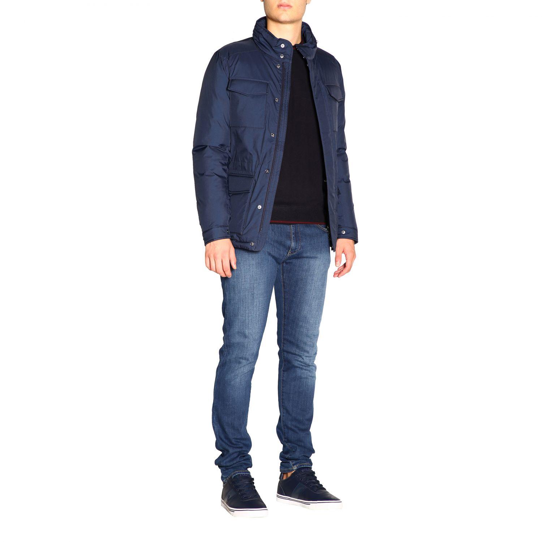 Jacket men Colmar blue 2