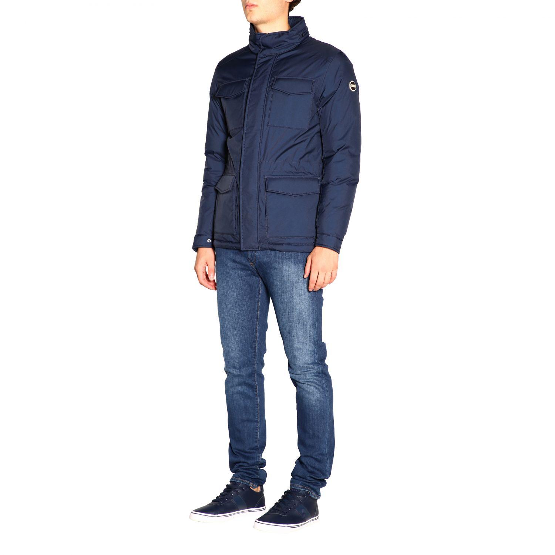Jacket men Colmar blue 4