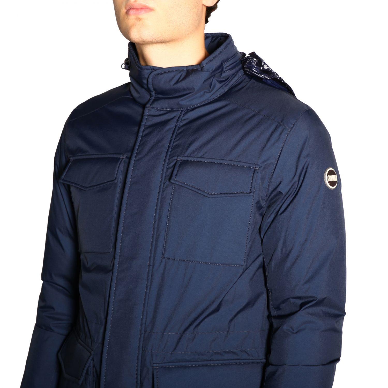 Jacket men Colmar blue 5