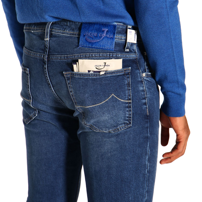 Jeans men Jacob Cohen denim 4