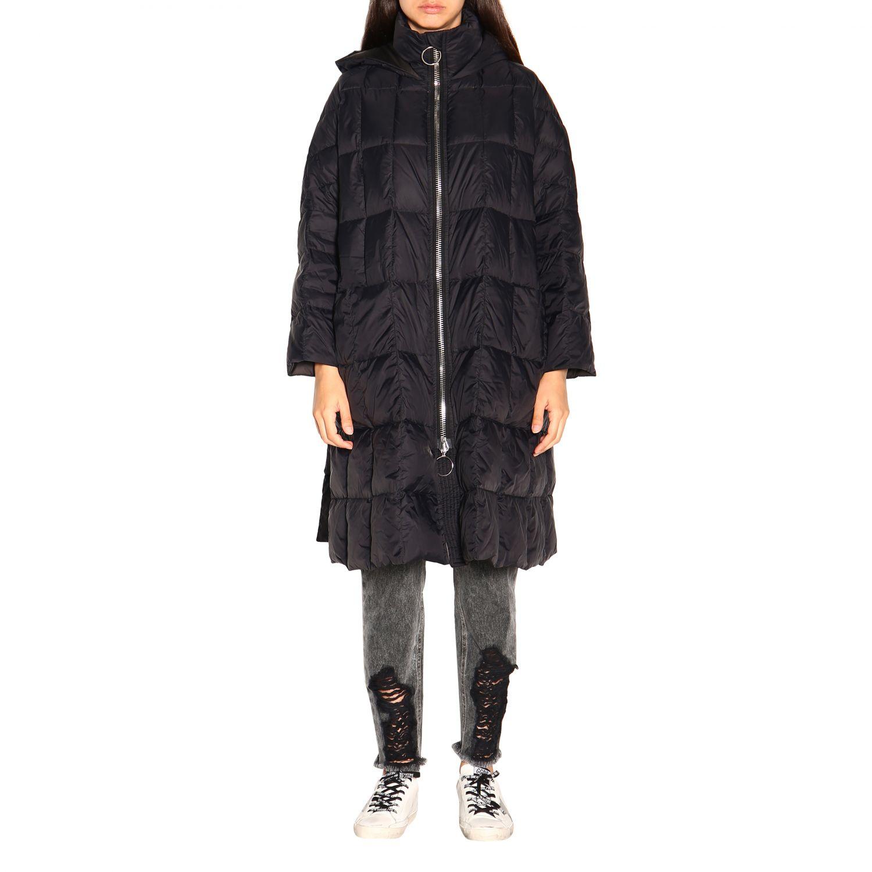 Пальто Женское Ienki Ienki черный 1