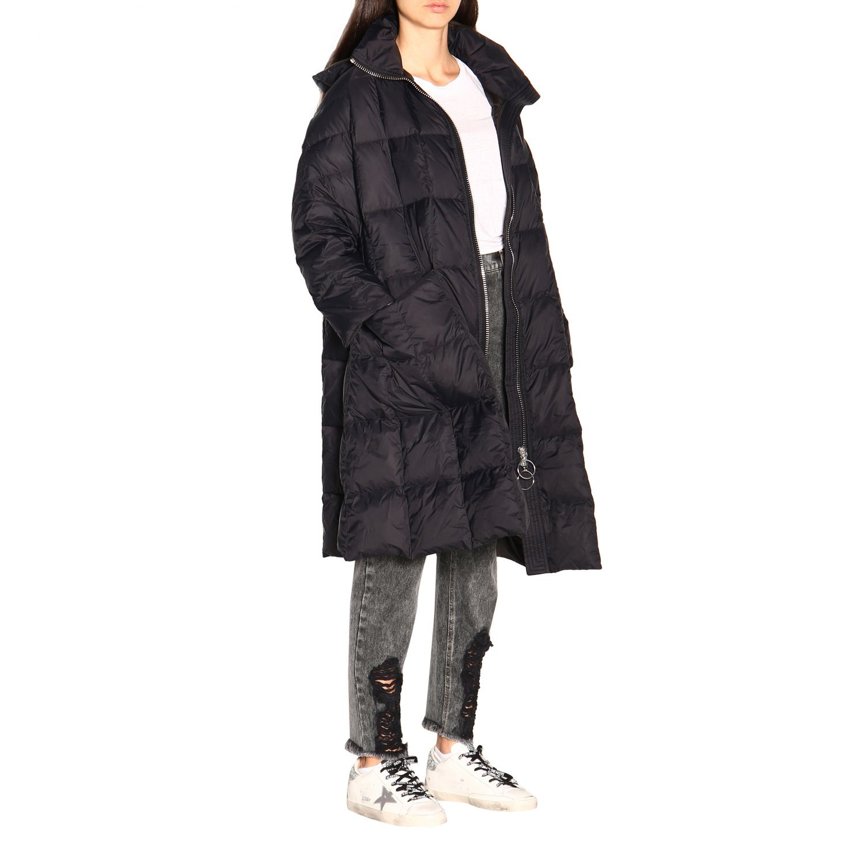 Пальто Женское Ienki Ienki черный 2