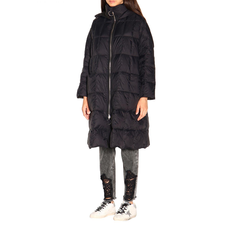 Пальто Женское Ienki Ienki черный 4