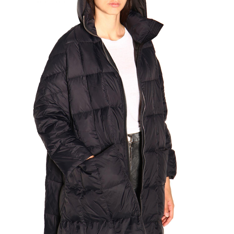 Пальто Женское Ienki Ienki черный 5