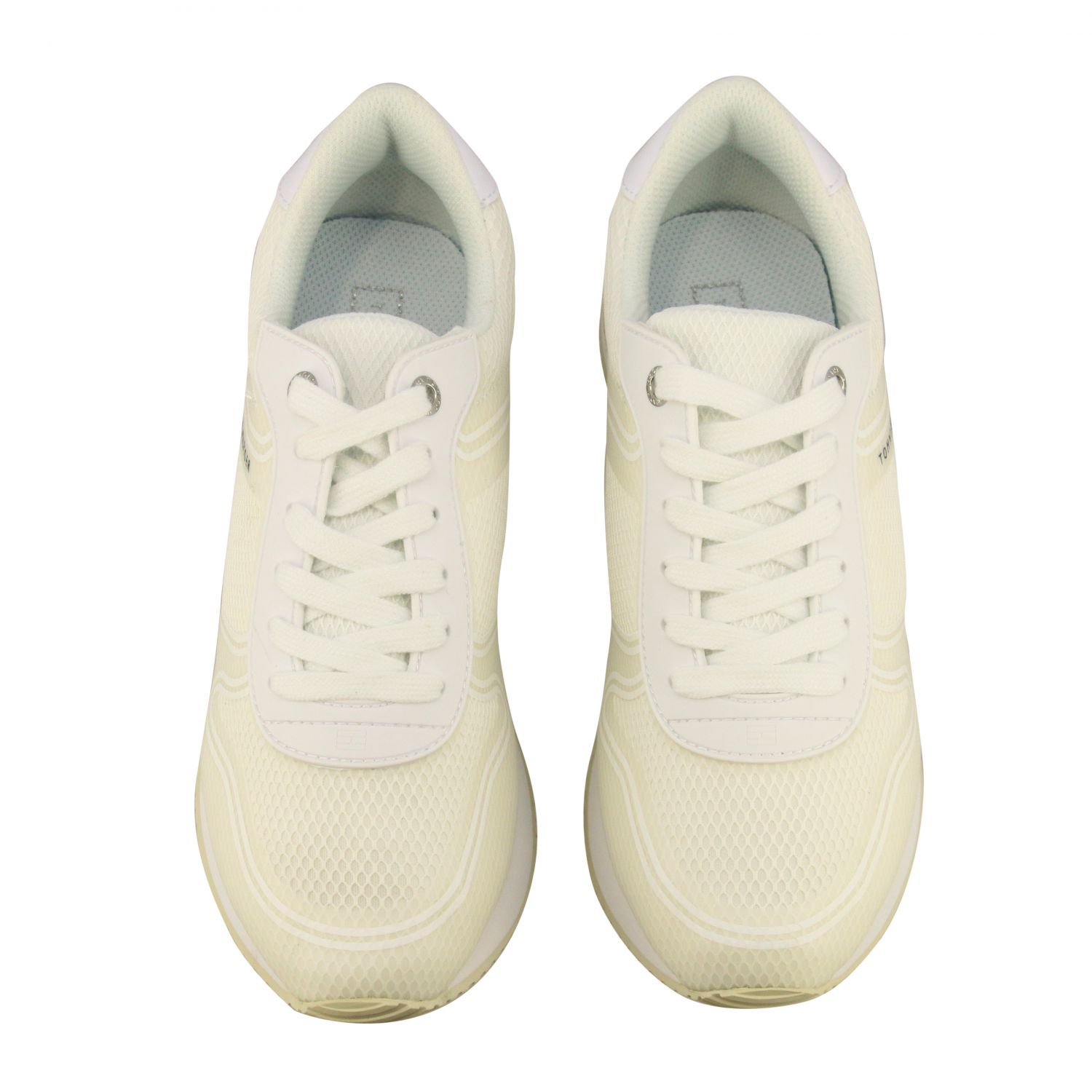Sneakers donna Tommy Hilfiger bianco 3