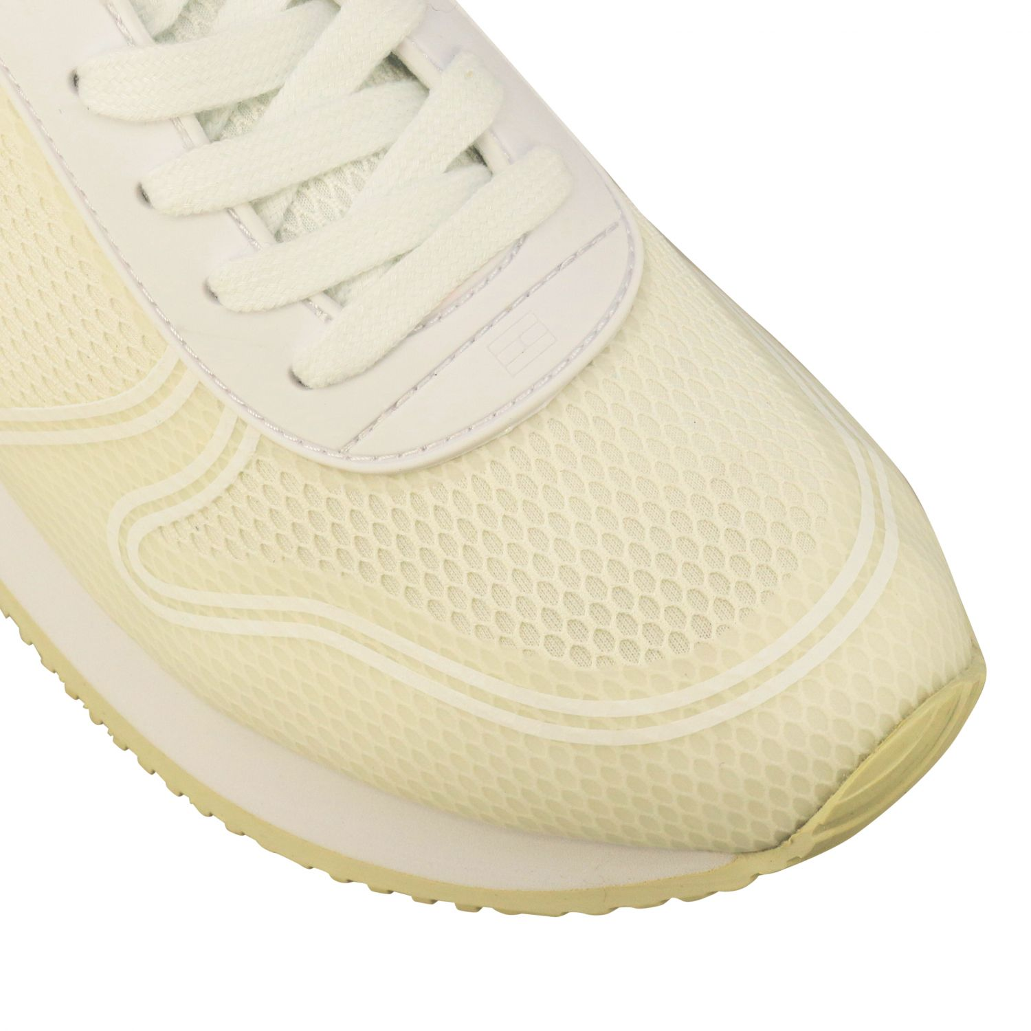 Sneakers donna Tommy Hilfiger bianco 4