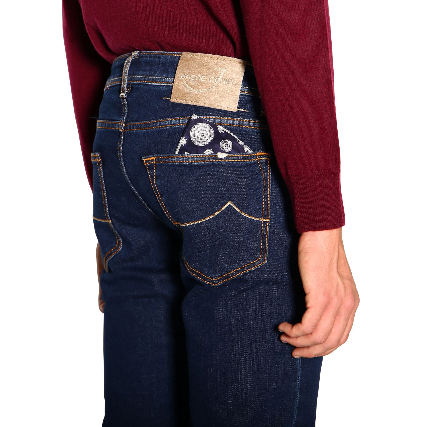 Jeans men Jacob Cohen denim 5