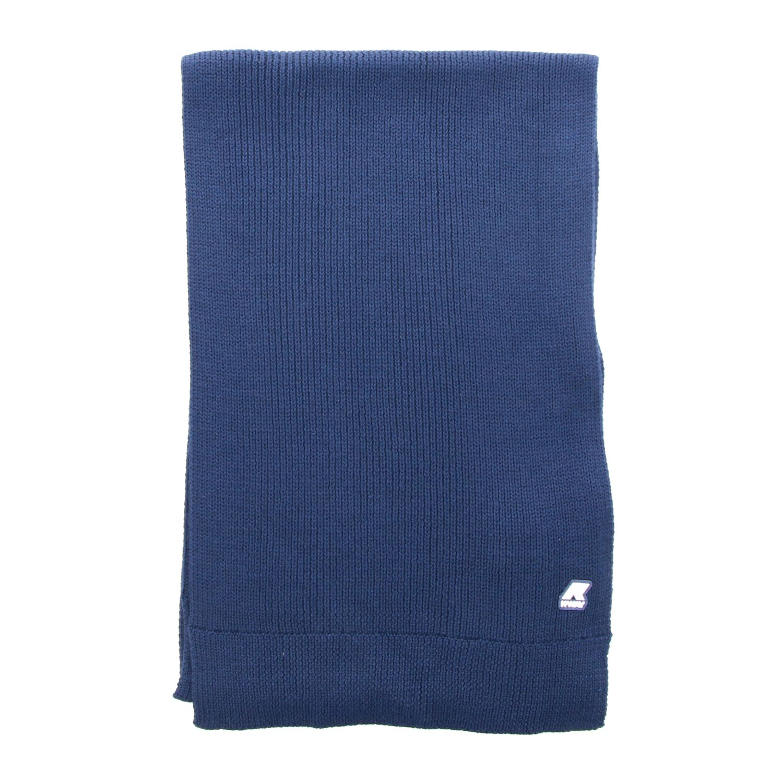 Scarf men K-way blue 1