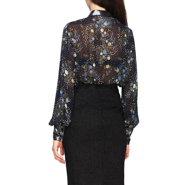 衬衫 8Pm: 衬衫 女士 8pm 黑色 3