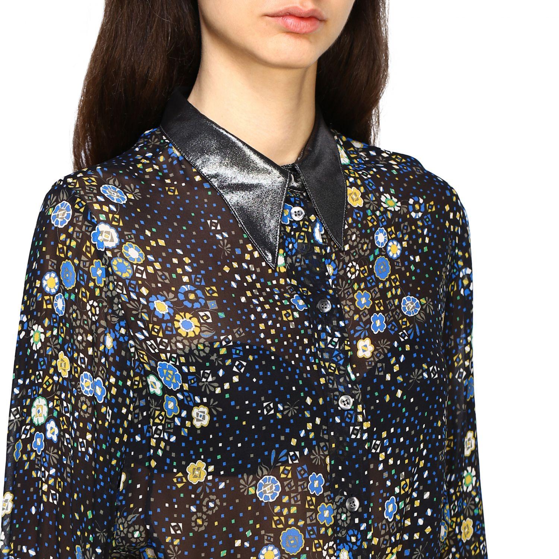 衬衫 8Pm: 衬衫 女士 8pm 黑色 5