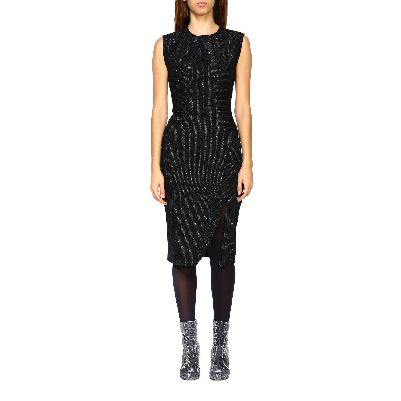 Платье Женское 8pm черный 1