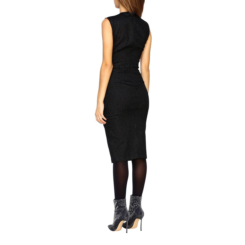 Платье Женское 8pm черный 2