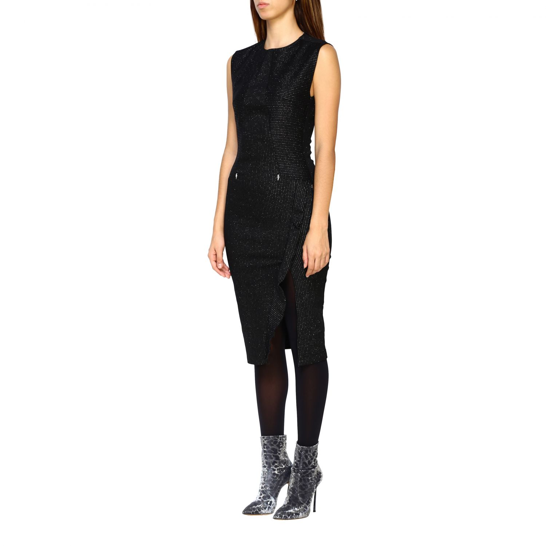 Платье Женское 8pm черный 3