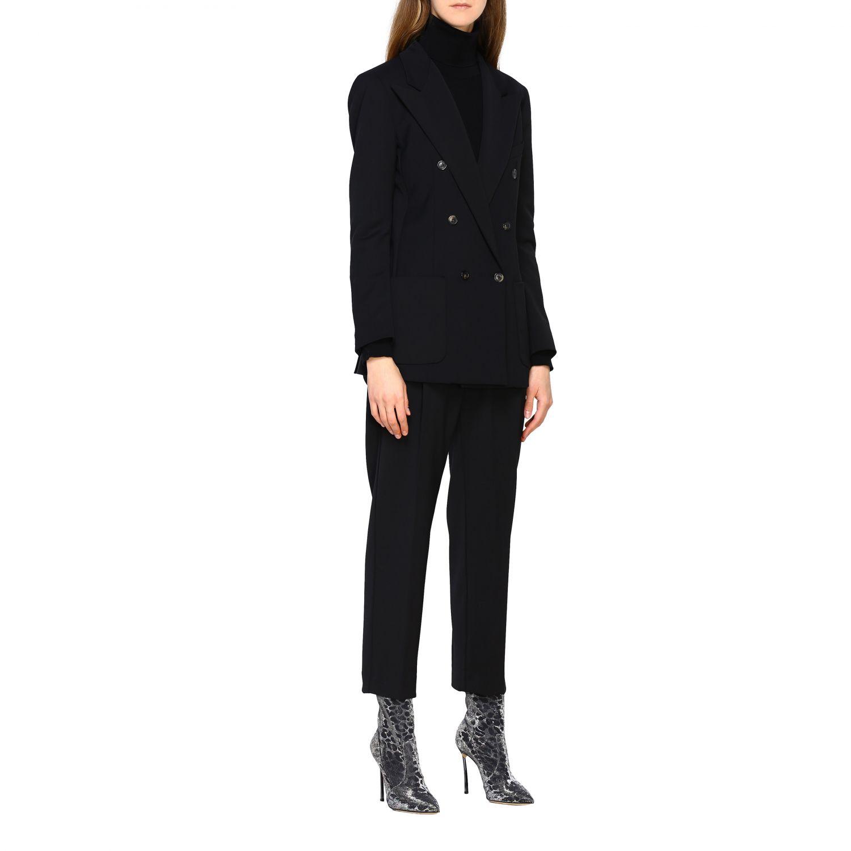 Куртка Женское Mauro Grifoni черный 2