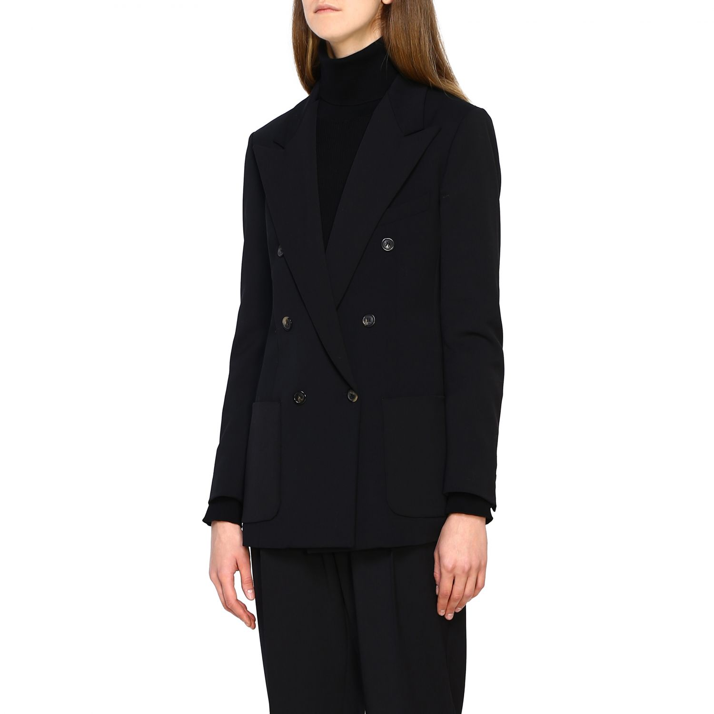 Куртка Женское Mauro Grifoni черный 4