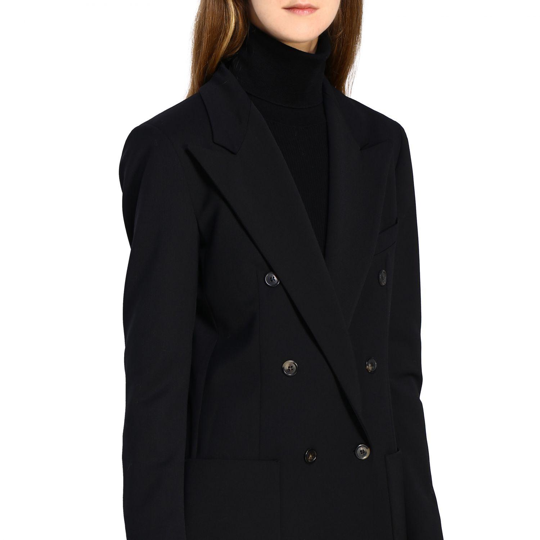 Куртка Женское Mauro Grifoni черный 5