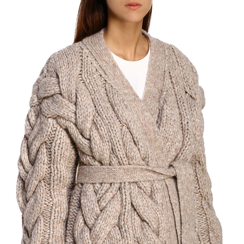Cardigan Dsquared2: Sweater women Dsquared2 beige 5