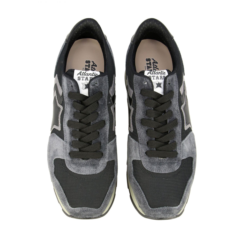 Zapatillas hombre Atlantic Stars negro 3