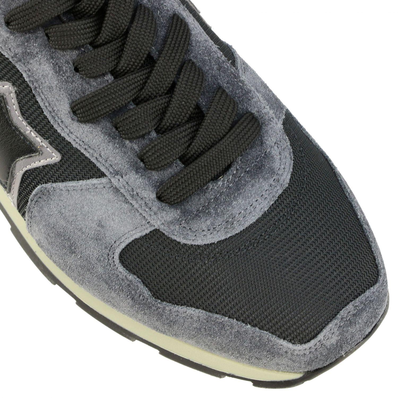 Zapatillas hombre Atlantic Stars negro 4