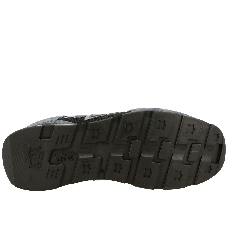 Zapatillas hombre Atlantic Stars negro 6