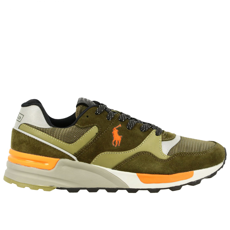 Sneakers Polo Ralph Lauren Men Green