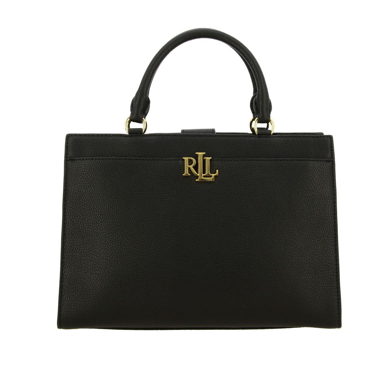 Handbag women Lauren Ralph Lauren black 1