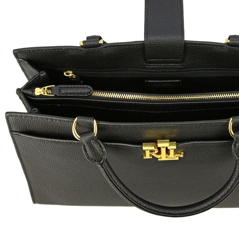 Handbag women Lauren Ralph Lauren black 5