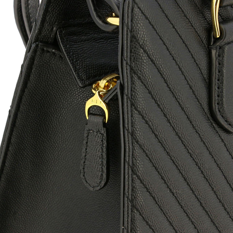 Handbag women Lauren Ralph Lauren black 4