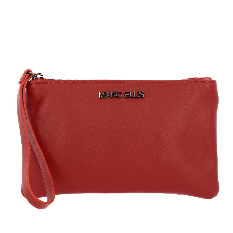 Handbag women Marc Ellis red 1